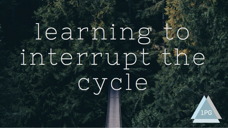 Learning to Interrupt the Cycle