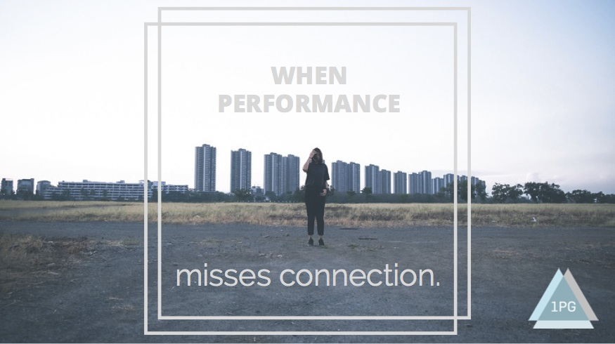 when performance
