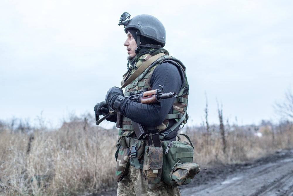 From Comfort to Conflict - Pisky, Ukraine