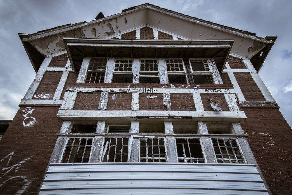 The Abandoned Asylum - Larundel Mental Asylum