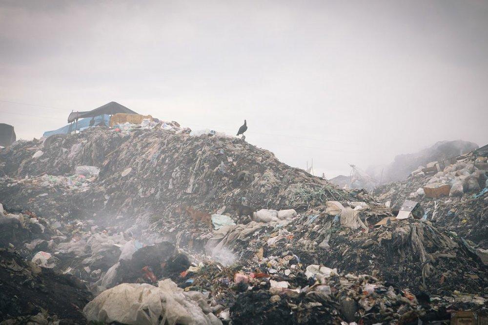 The Dumpster Dwellers - Escuintla, Guatemala