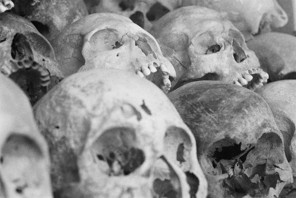 The Remnants of Pol Pot - Phnom Penh, Cambodia