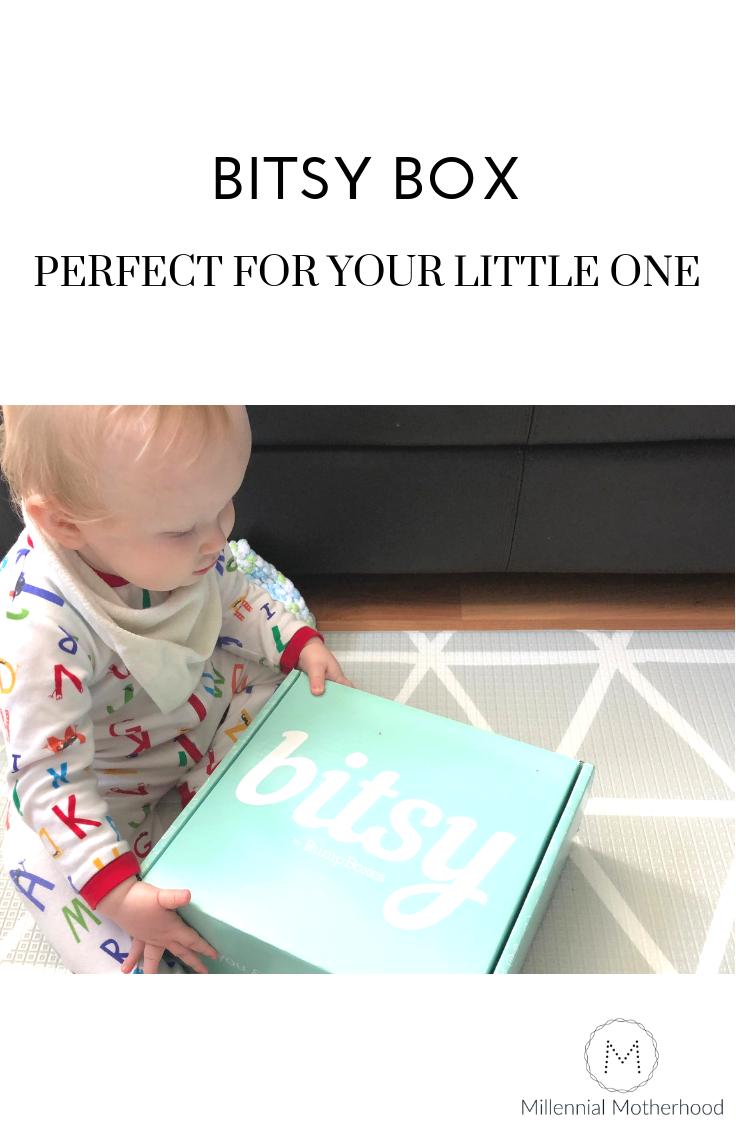 Millennial Motherhood - Bitsy Box