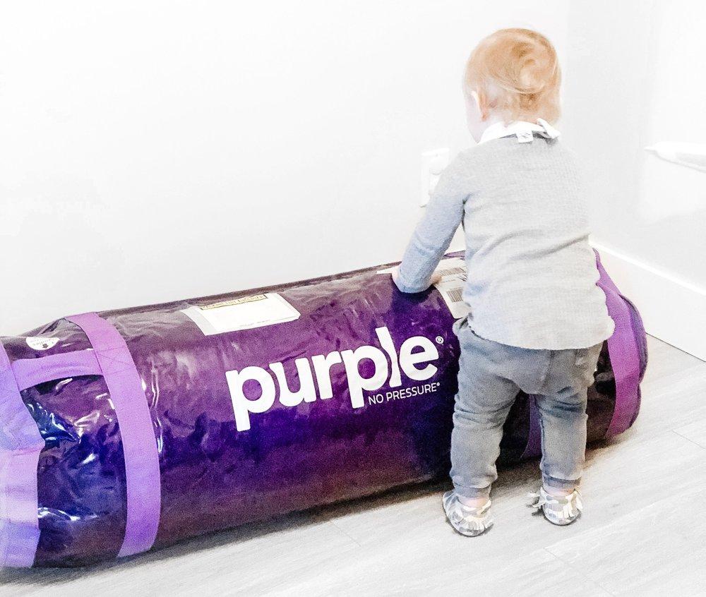 Millennial+Motherhood+-+Purple+Mattress