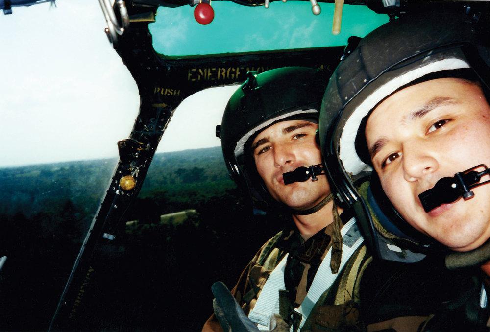 Steve flying Helicopter fin.jpg