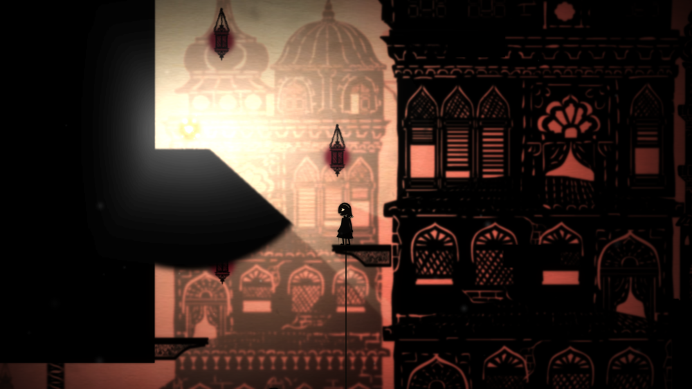 Use your light to create shadows (platforms) and help Greta overcome obstacles!