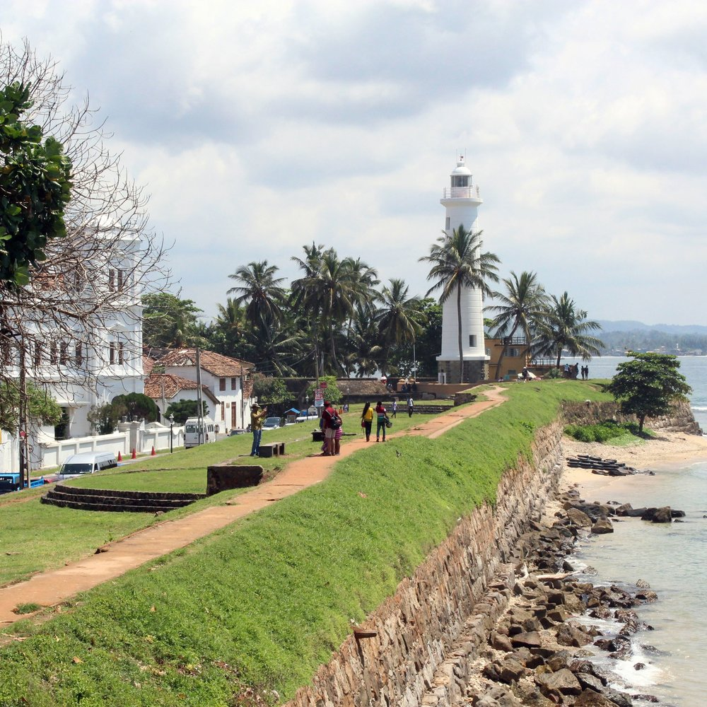 July 13 - Morning at LeisureExplore Galle Dutch Fort (UNESCO World Heritage Site) with a local guideOvernight: Galle @ Le Grand Galle