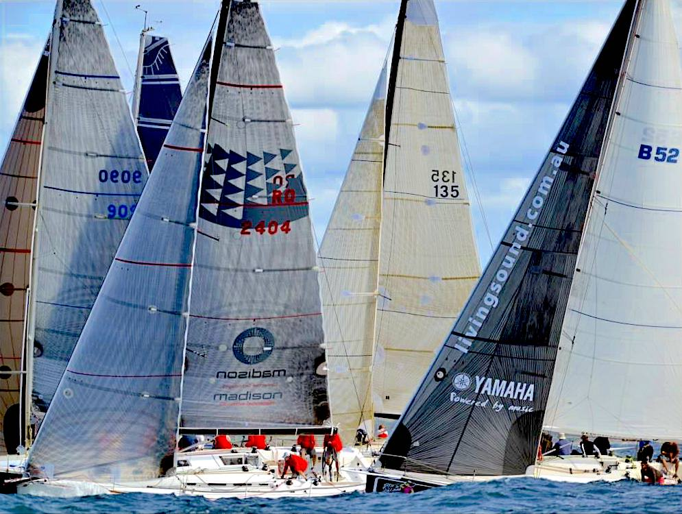 SCOR 2018 - This year's Sunshine Coast Ocean Regatta was held on Saturday 14th and Sunday 15th July, 2018 in the sparkling coastal waters off the Sunshine Coast between Noosa and Caloundra.We invited owners of suitable racing and cruising yachts and multihulls to save the date for SCOR 2018. There was an excellent turnout of a dozen boats sharing the waters with the whales sighted during the race.We will soon publish the results with photos.