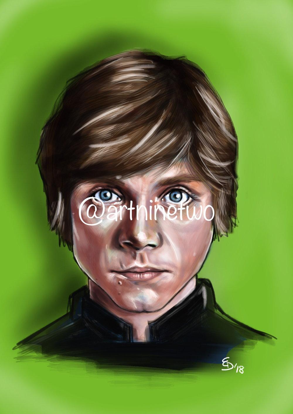 Young Luke