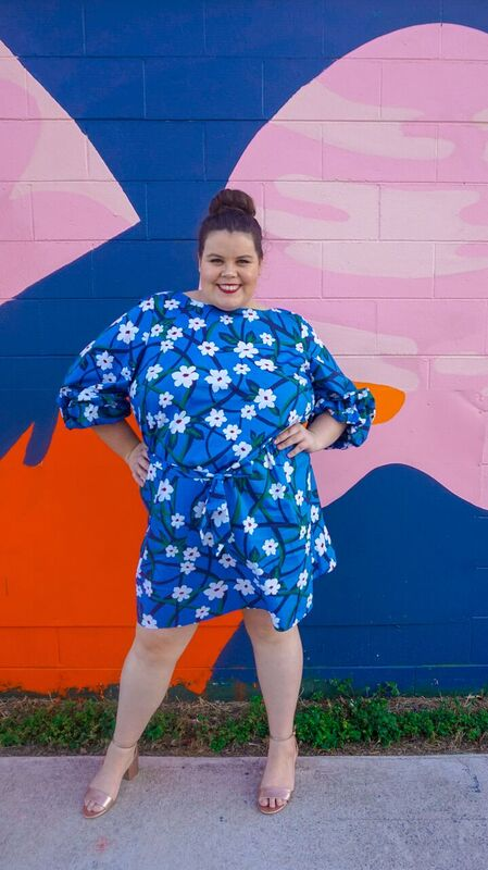 """We need to make space in the community to listen without further harming, questioning or being defensive to marginalised people. Often when marginalised experiences are being told people with privilege start the 'but me' parade, stop that!"". - Danielle Galvin, fat-activist and body-positive influencer"