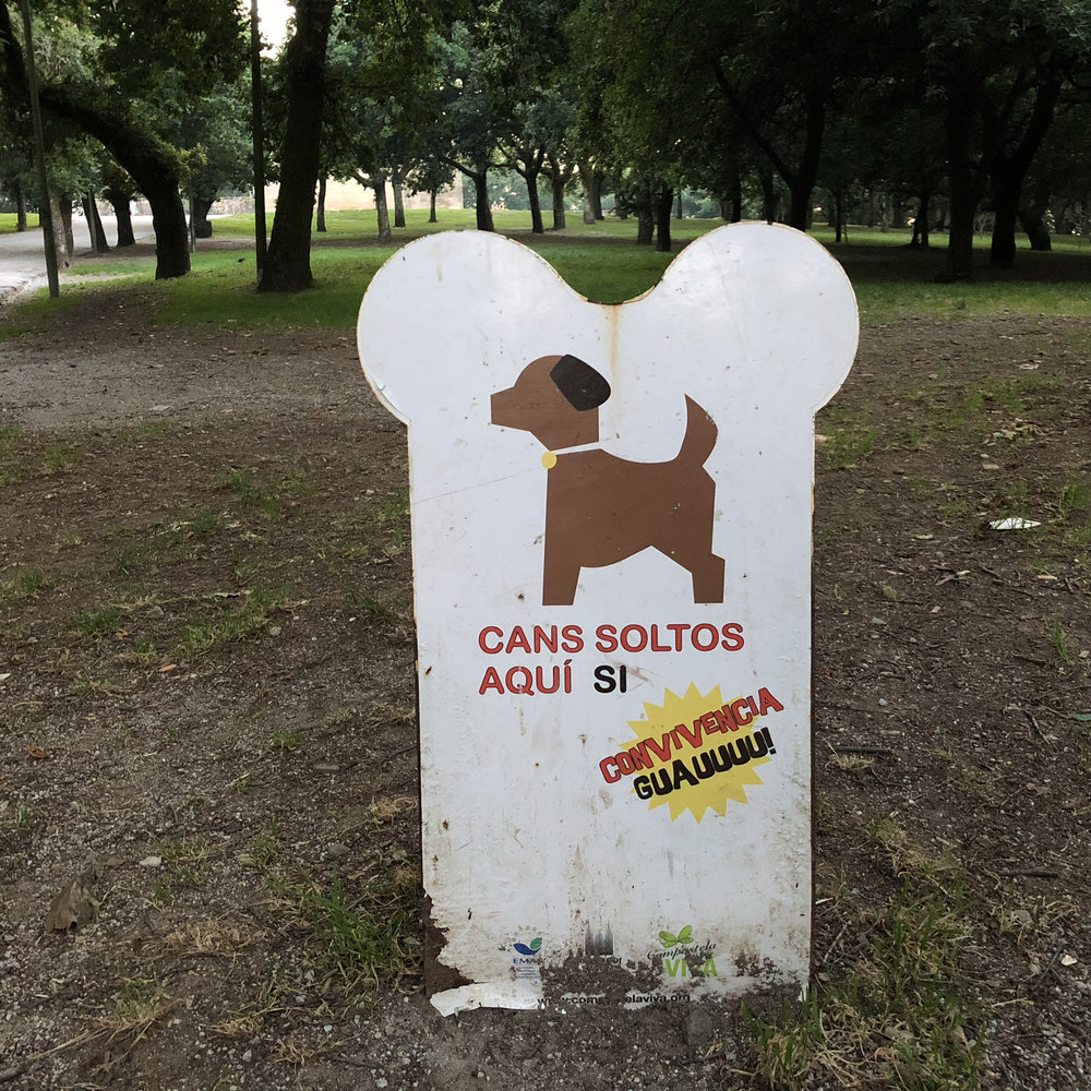 Parque de la Alameda.
