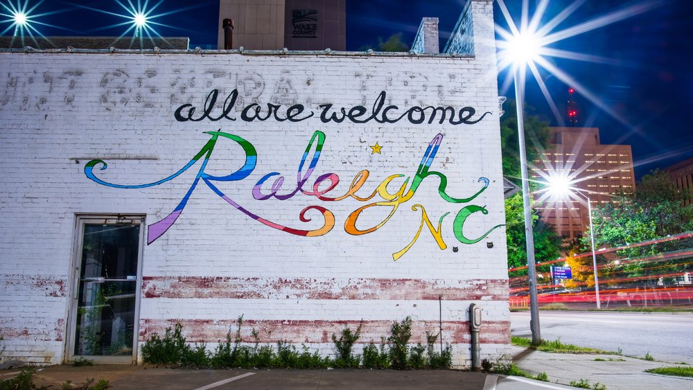 Image courtesy of visitRaleigh.comGarrett Poulos