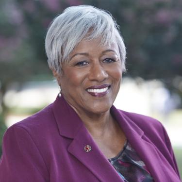 Dr. Paulette Dillard, President,  Shaw University    @ShawUniversity
