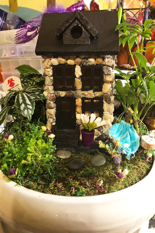 Custom Fairy Gardens — MandyMo Designs