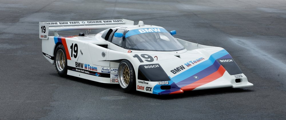 BMW MARCH 86G Group C 19986
