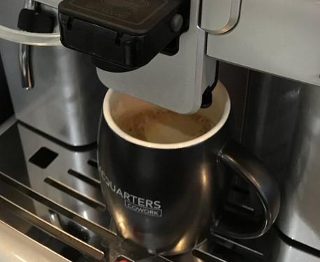 Free Coffee, Tea, Drink & Snack -