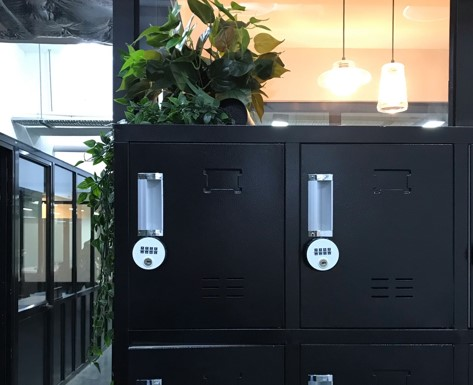 Locker & Storage -