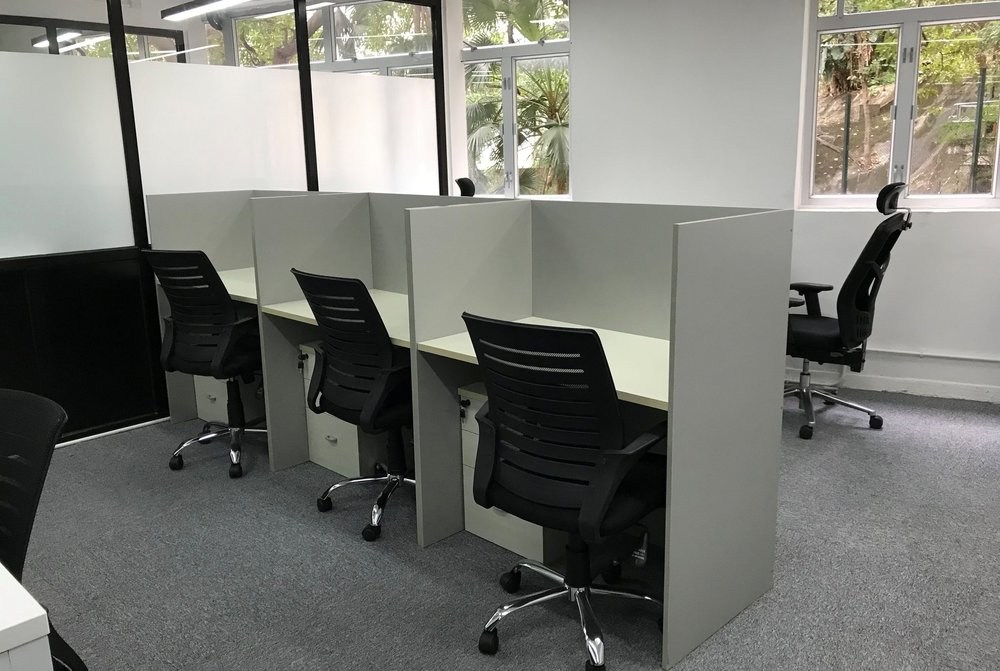 FIXED DESK  from HK$3,000/month per person