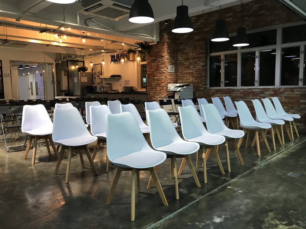 Event Venue   from HK$300 per hour