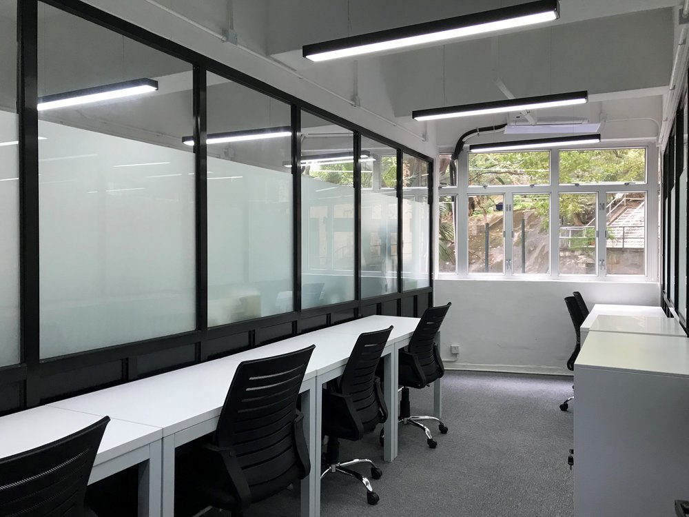 Private Office   from HK$3,920/ month per person