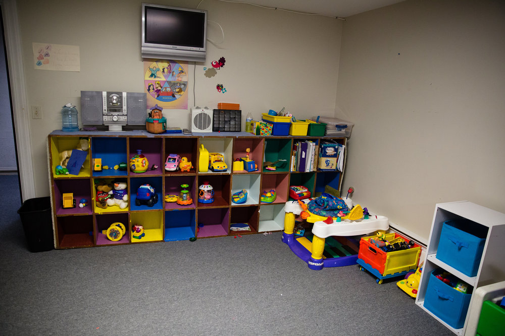 Toys and games for the littlest churchgoers