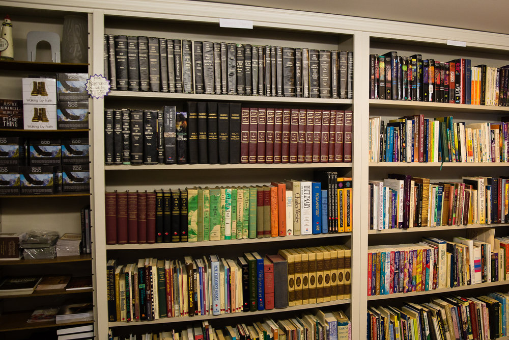 Our resource library is open for anyone looking for research or reading materials.