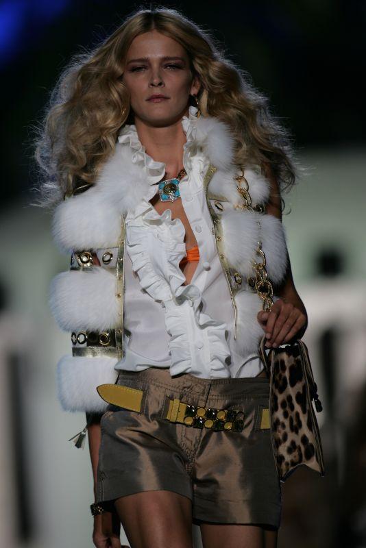 Horizontal white fox vest gold leather trim roberto cavalli.jpg
