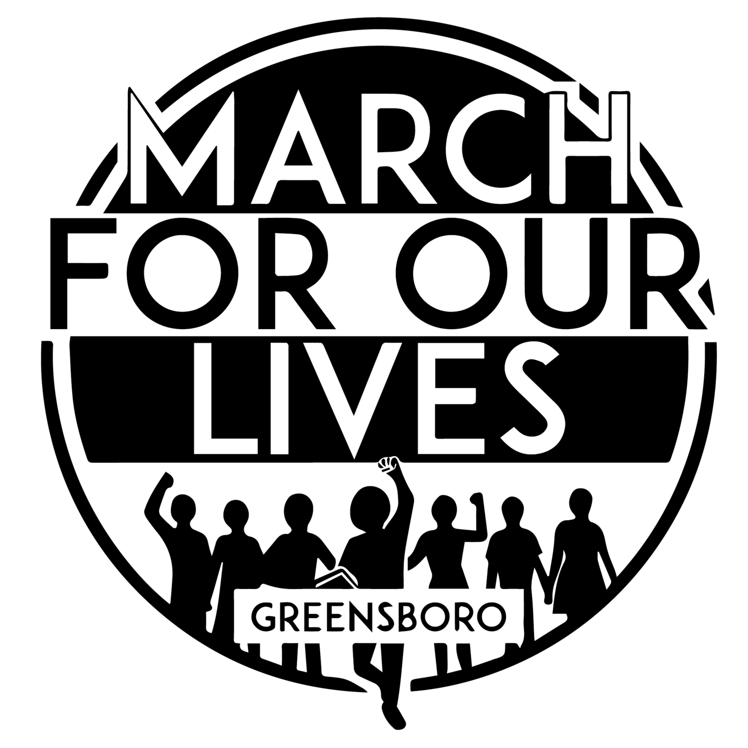 March For Our Lives Greensboro