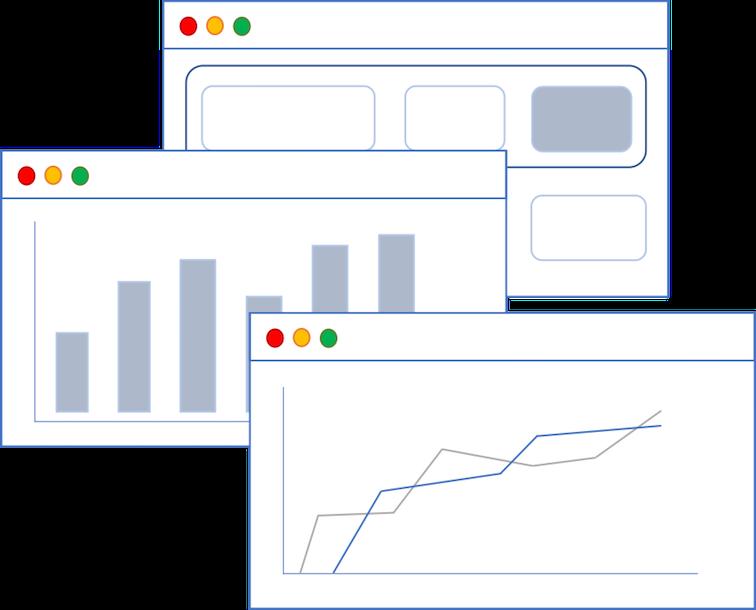 Informes económicos en pocos segundos - Elabora informes económicos en cuestión de pocos segundos para agilizar y acortar el tiempo en la toma de decisiones y en el cierre de operaciones.- Herramientas de business intelligence.