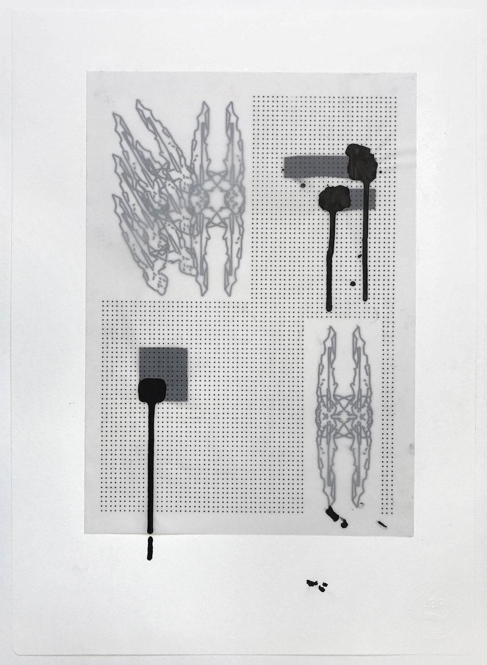 %22Entre tantas bisagras%22- Técnica mixta  - 42 x 30 cm - Julián Brangold - 2018.jpg