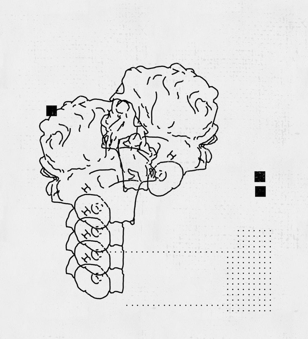 %22Patrones de la historia%22 - 110 x 100 cm - Fine art print sobre papel - Julián Brangold - 2018.jpg