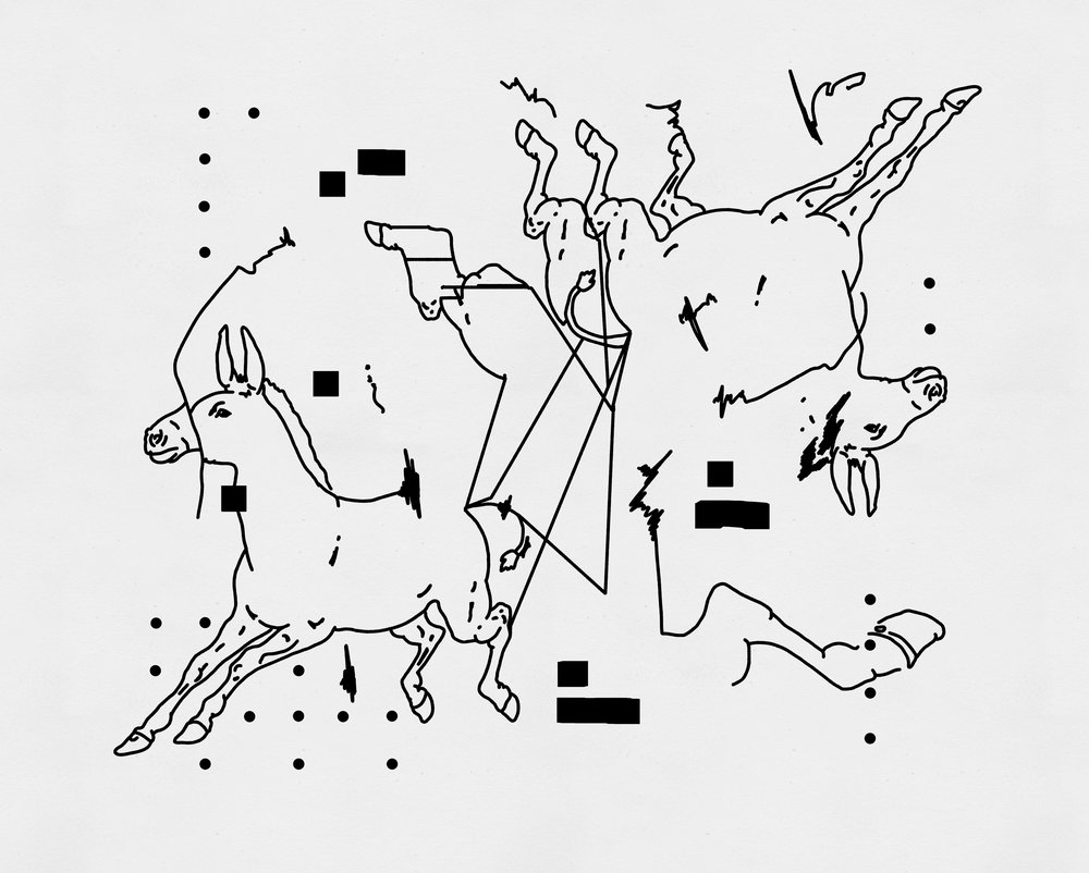 %22Corrector Recorrector%22 - 50 x 60 - Fine art print sobre papel - Julián Brangold - 2018.jpg