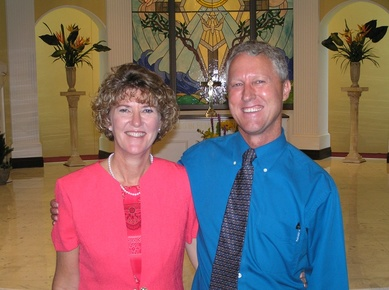 Missionaries Jim and Janice Larson