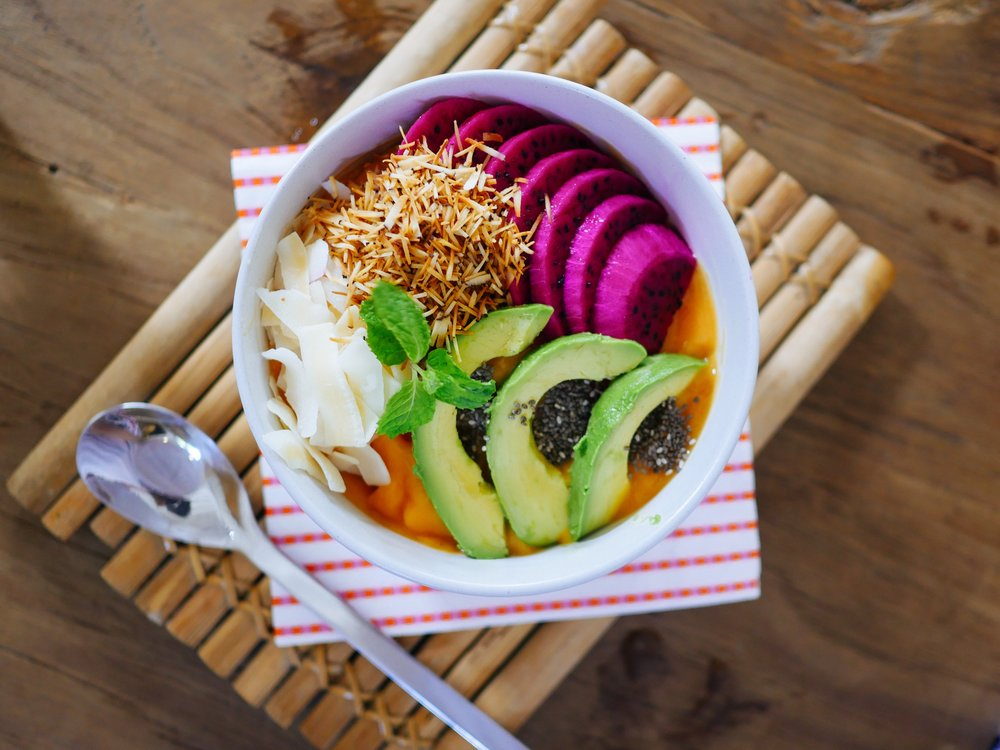 chiang mai smoothie bowl maria montes unsplash