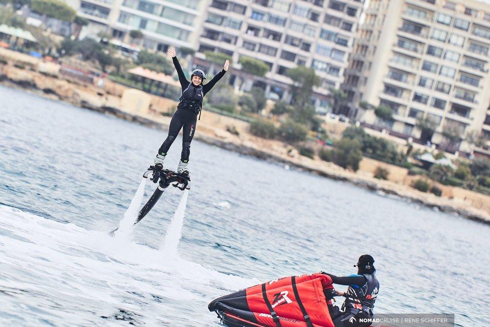Kristin Wilson Nomad Cruise Malta