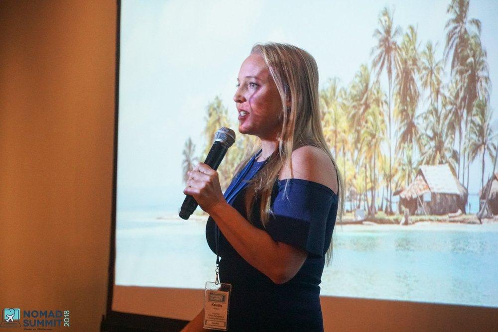 Kristin Wilson Nomad Summit