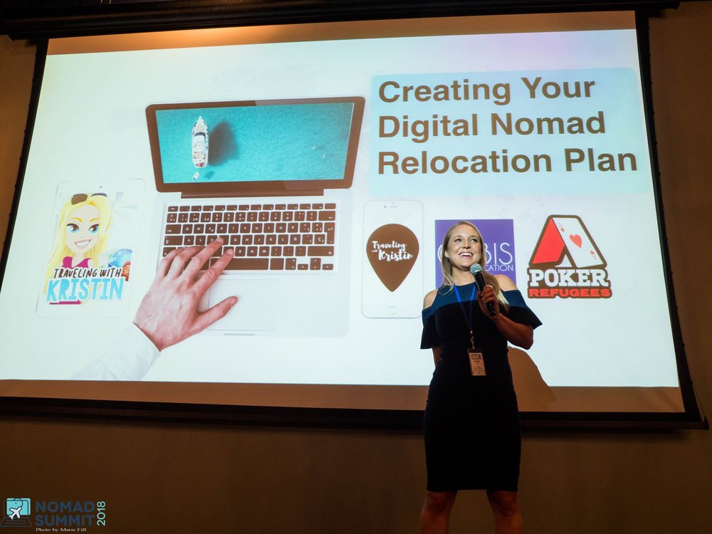 Creating your digital nomad relocation plan