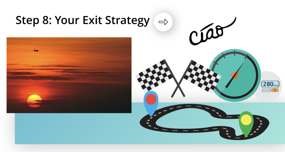 digital nomad exit strategy
