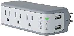 power strip charger with usb ports for digital nomads