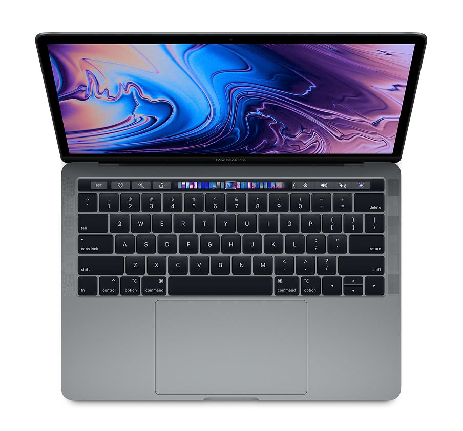 macbook pro 15-inch with touchbar