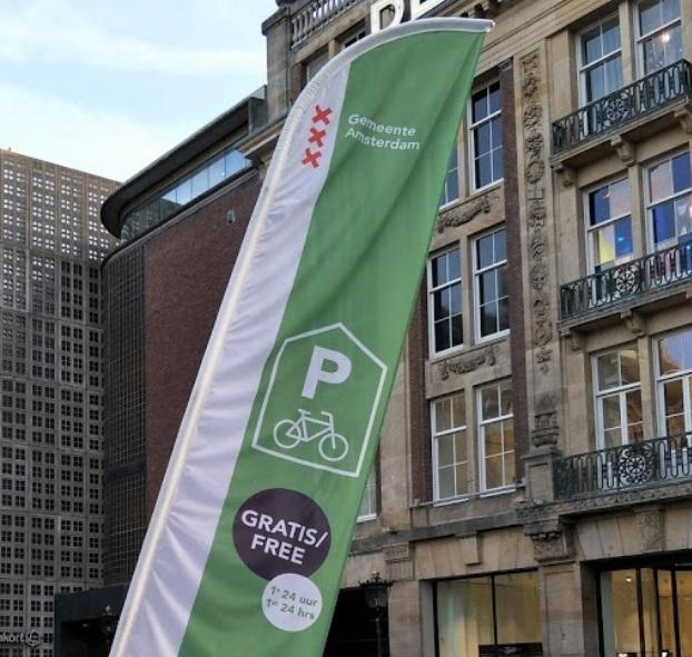 underground+bike+parking+amsterdam