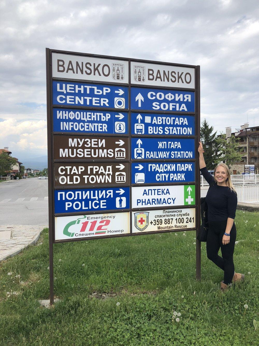 A new fan of Bansko, Bulgaria!