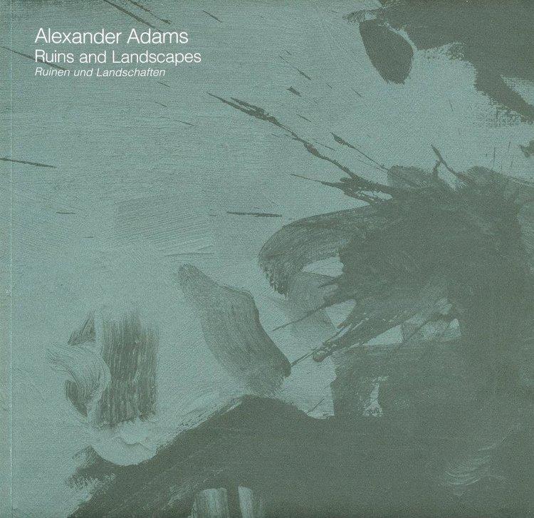 alexander adams ruins and landscapes ruinen und landschaften