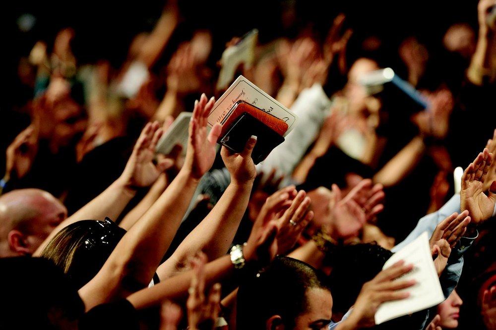 Sunday Worship: 10 AM - Corporate Prayer: 9:45AM (CST)
