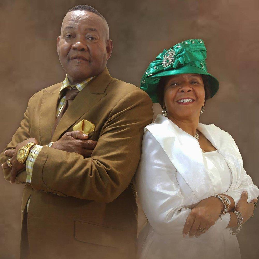 Apostle Darnell & Pastor Elaine Mack, Agape Worship Center, Fort Lauderdale, FL