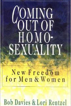 Coming Out of Homosexuality: New Freedom for Men and Women - An ideal book for the Christian man or woman struggling with homosexuality who is just starting out on his or her journey toward healing. Coming Out of Homosexuality is a practical guide for people struggling with same-sex desires. You'll find answers to your questions about what it means to be a man or a woman, how your past relates to your present tensions, how Biblical principles apply to your daily life, how you canform healthy relationships, and how your healing may eventually prepare you for hetorosexual romance and marriage. Along the way you will read stories of other Christians who have dealt with the same issues you are facing and their personal failures and successes. Most of all, you'll find strategies that work because they have been developed and used by real people like you.