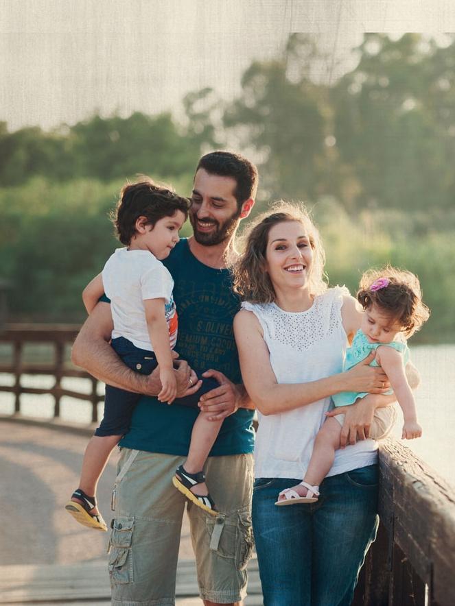 Οικογενειακή φωτογράφηση στην Αθήνα