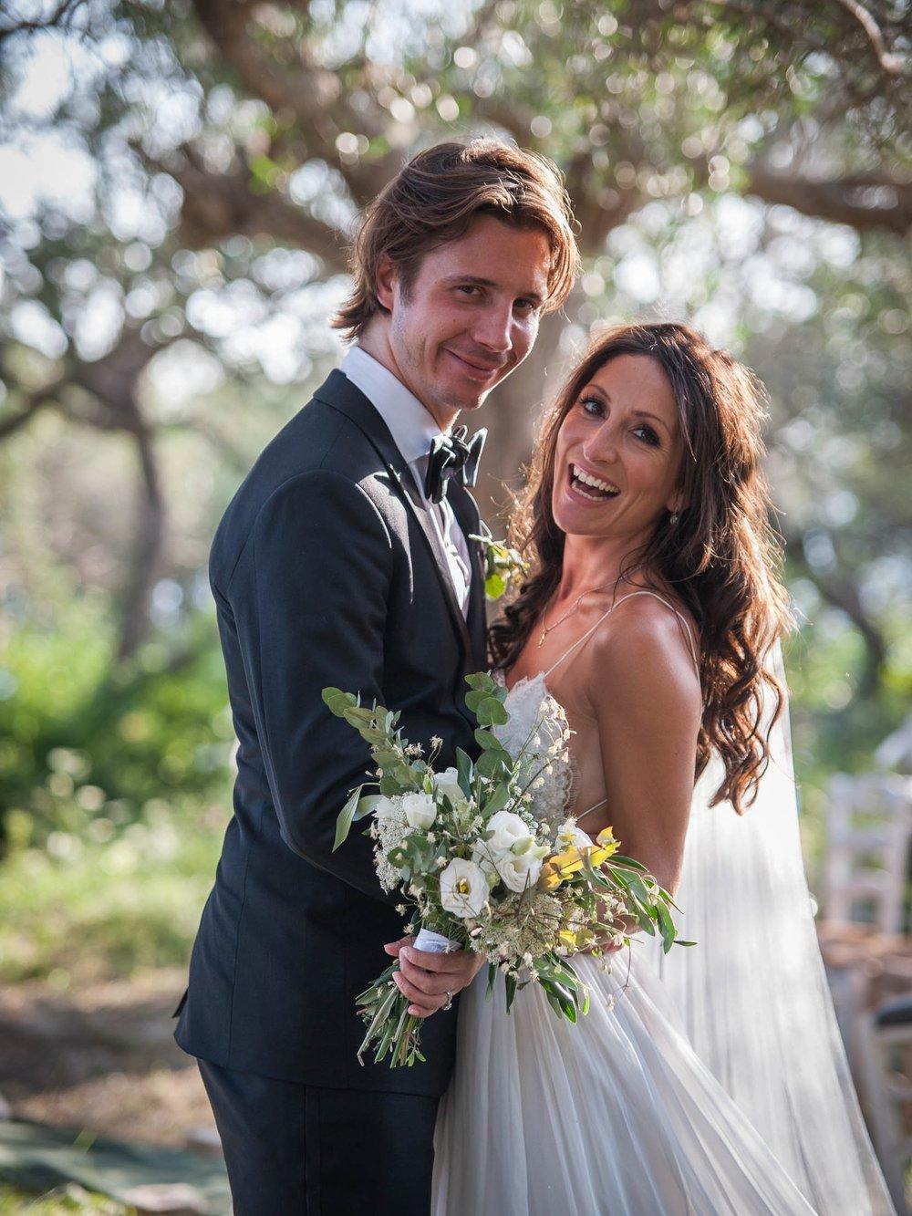 NATASHA & TIM - Πανέμορφος γάμος στους Παξούς