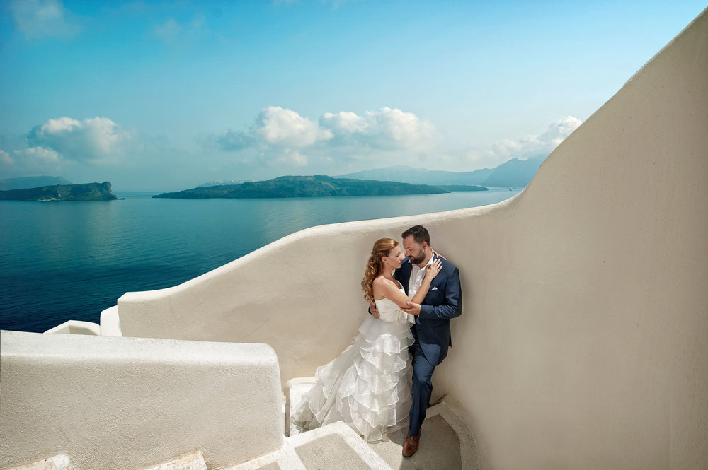 photography in Santorini