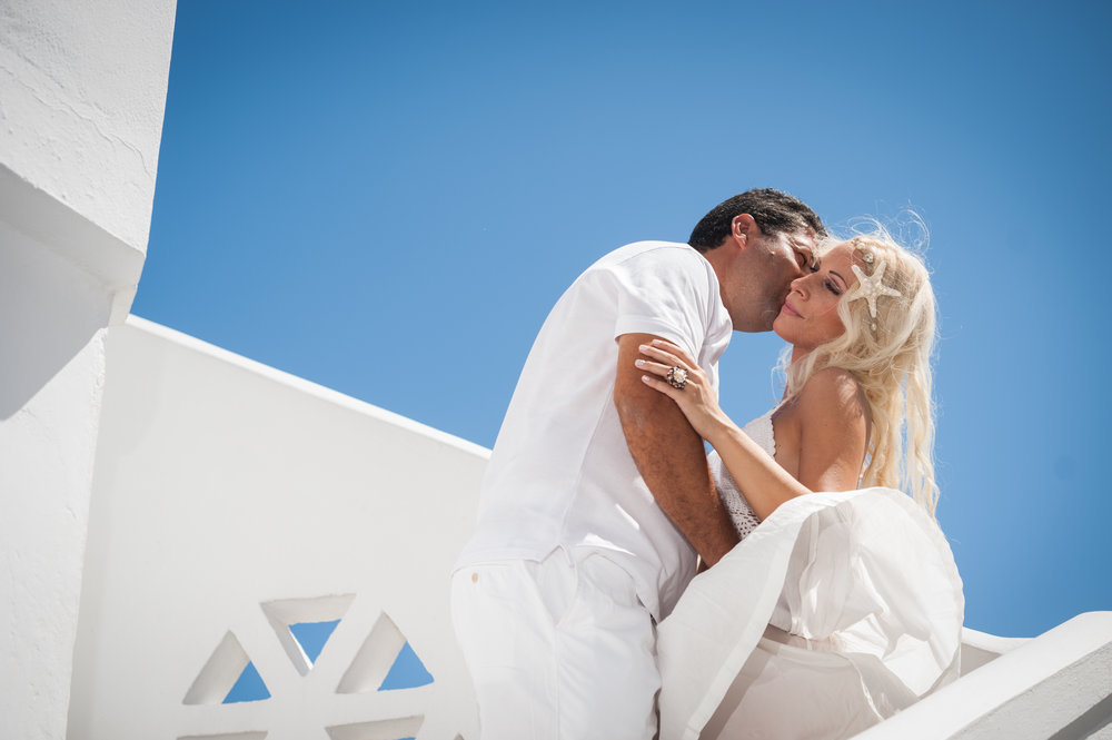 couple in Kythnos
